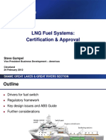 LNG Fuel Systems