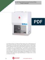 QUIMIS CABINA DE FLUJO UNIDIRECCIONAL VERTICAL  MINI.pdf