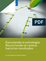 eBook Ejecutando Estrategia Camino Resultados