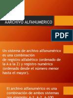AARCHIVO ALFANUMERICO.pptx
