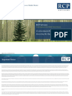 0 - Co-Investment Diligence Assessing the Operating Plan_ RCP Advisors