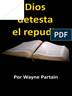 Dios Detesta El Repudio - Wayne Partain