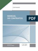 Esteban Centanaro Manual de Contratos (Ampliado)