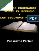Errores Ensenados Sobre El Repudio y Segun - Wayne Partain