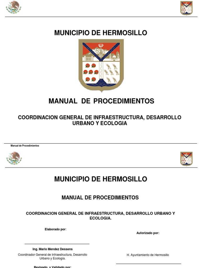 Manual de procedimientos de cidue for Manual de viveros forestales pdf
