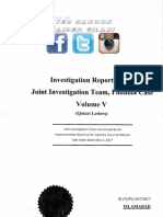 Qatari Letters - Panama JIT Investigation Report