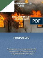 Comportamiento Del Fuego 1