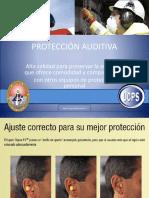 PROTECCIÓN AUDITIVA 3M