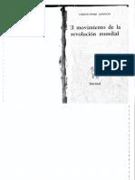 El movimiento de la revolución mundial - Christopher Dawson.pdf