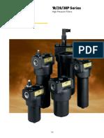EHYDF2 Hydraulic Filtration CAT2300-13 HP3