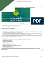 Desenvolvimento Android - Introdução - Labs Bluesoft