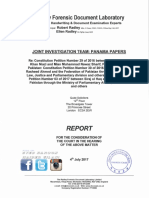 Radley Forensic Reports I and II