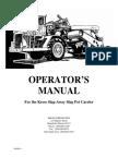 Operator's Manual