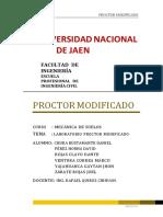 Proctor - Informe