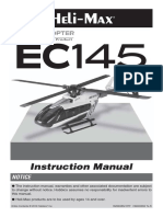Heli-max Ec145 Manual Guide