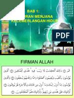 Pel 1al Quranmenjanakecemerlanganhidup 120521214911 Phpapp02