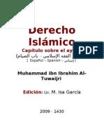 Derecho Islamico Capitulo Sobre El Ayuno