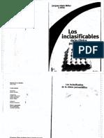 Miller, Los inclasificables de la clinica psicoanalitica.pdf