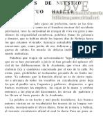 Díaz y Díaz, Emilio (1969)  APUNTES DE NUESTRO CASTÚO HABLAR  Revista de Estudios Extremeños/tomo XXV/III  p. 575-579
