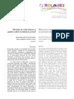 Civarolo-2013-Miradas de Educadores y Padres Sobre La Infancia Actual