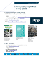 The MnDOT Bikeway Facility Design Manual