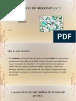 Discusión  de  Bioquímica N° 2
