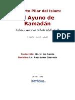 El Cuarto Pilar Del Islam El Ayuno de Ramadan