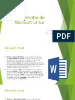 Herramientas de Microsoft office.pptx