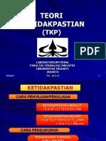 Responsi b (Tkp) Pendek-1