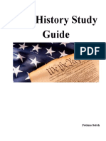 fatimas us history study guide