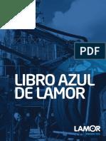 2014 Libro Azul de Lamor
