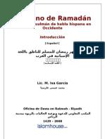 Introduccion Al Ayuno de Ramadan