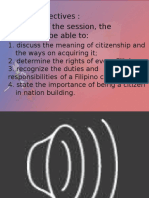 Citizenship Demo - Activities Centered