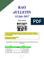 Bulletin 170715 (HTML Edition)