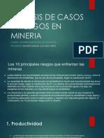 Analisis de Casos y Riesgos en Mineria (1)