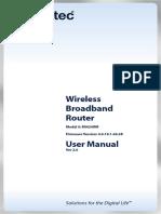 Actiontec MI1424 Wireless broadband Router User Manual.pdf