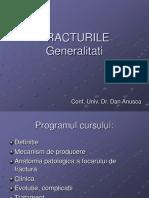 FRACTURILE GENERALITATI