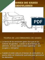 Emisiones de Gases