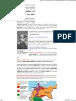 Unificacion Alemana  - Historia Universal