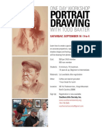 Todd Baxter Drawing Class Sept_2017