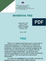 Modelo Triz