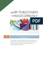 Brief Publicitario Magicorbata
