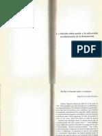Acanda Jorge Luis de Marx a Foucault Poder y Revolucion