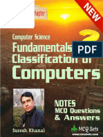 Classification of Computers MCQ Questions