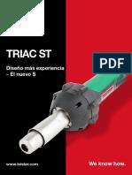 Leister Plastic-Welding FL TRIAC-ST ES