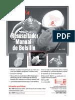 Resuscitador Manual de Bolsillo
