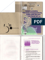 Naturaleza de Las Innovaciones Educativas Pág 7-20