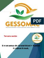 3° Clase Programa de SSO