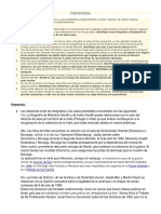 Primer Parcial Derecho Internacional Público