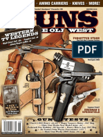 Guns of the Old West - Winter 2016